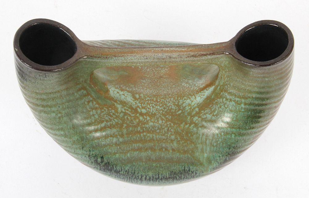 James Miles Poole Pottery Guy Sydenham Unique Studio Atlantis Vase